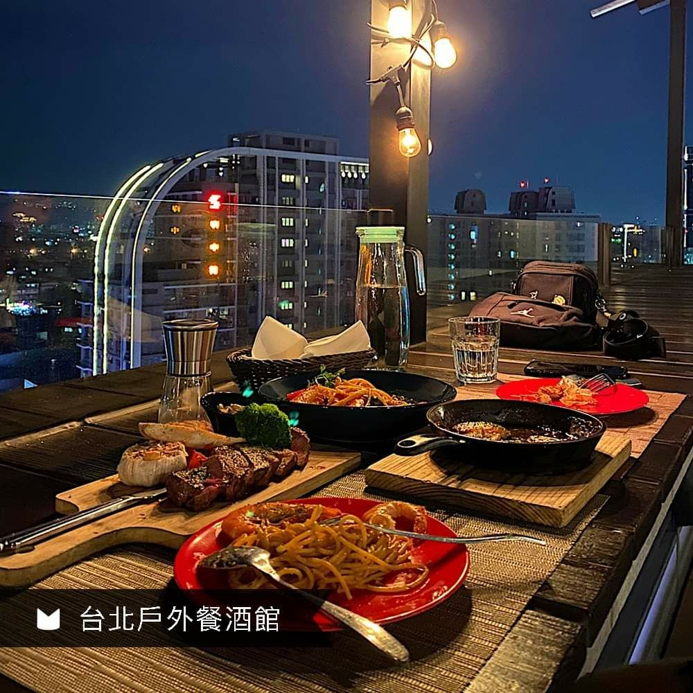 ABV Bar & Kitchen 閣樓餐酒館-頂樓景觀餐廳-世界精釀(板橋府中店)
