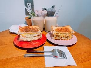 懶豬三明治 Lazy Pig Sandwich