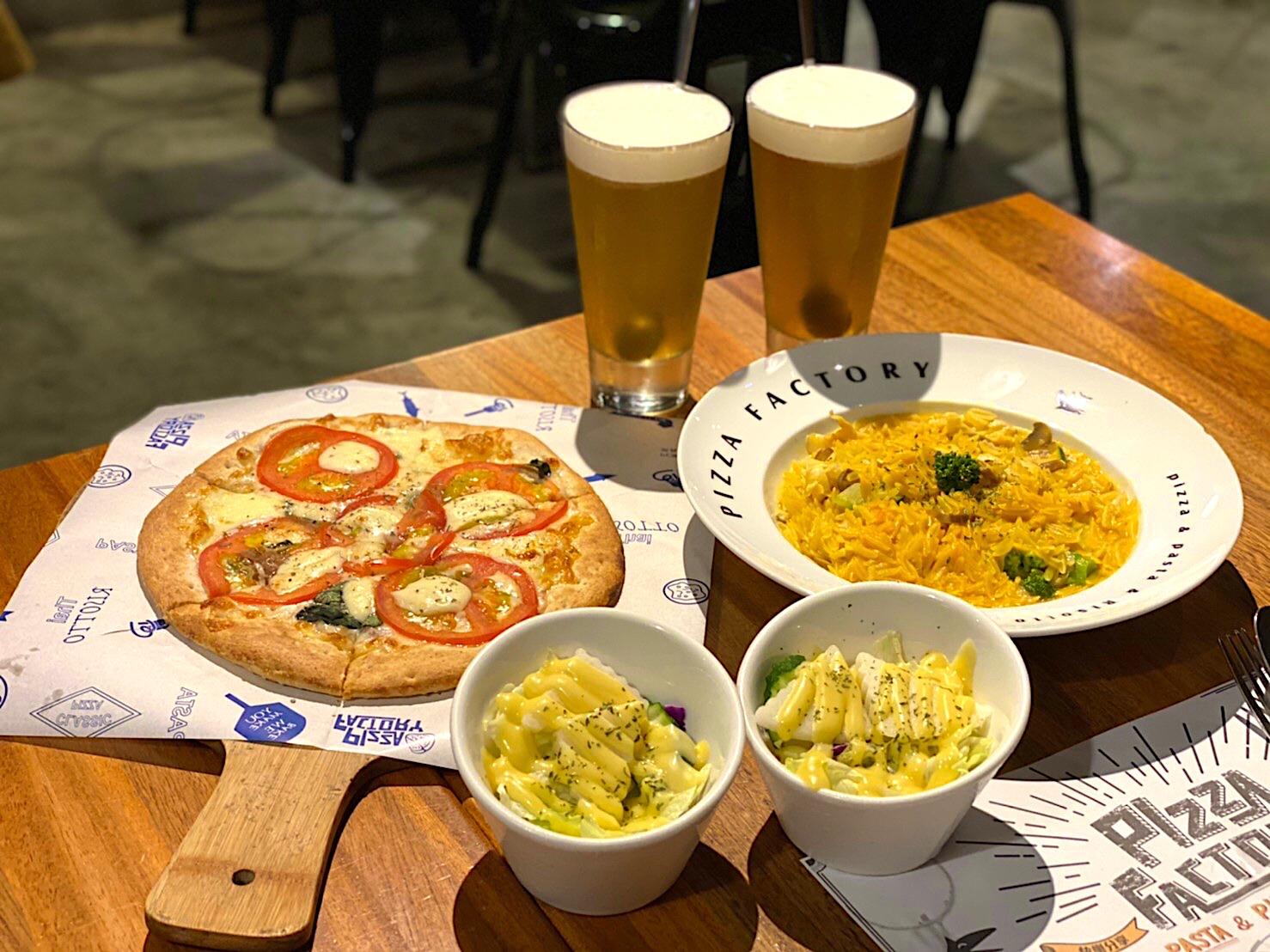 披薩工廠 Pizza Factory 斗六店