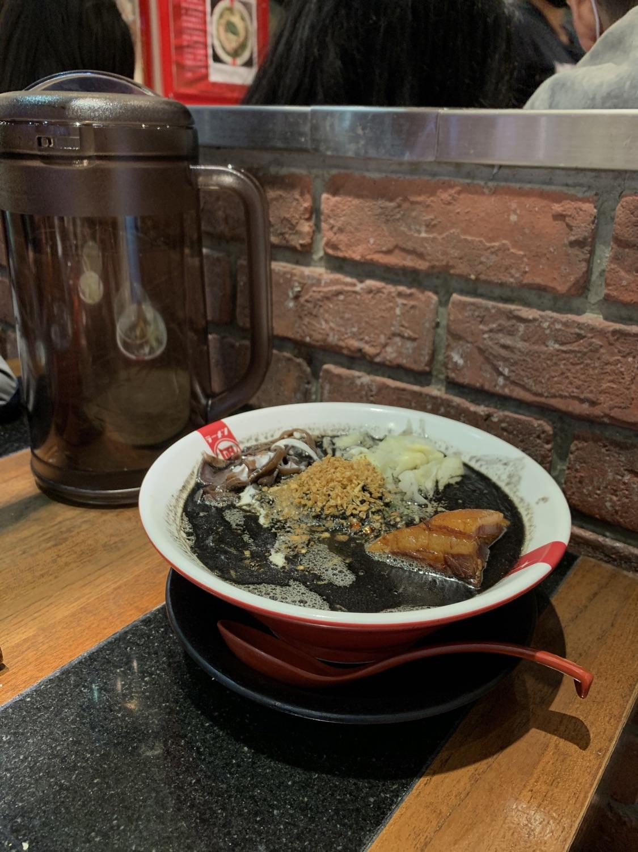 豚骨拉麵 凪 Nagi Ramen Taiwan 西門店
