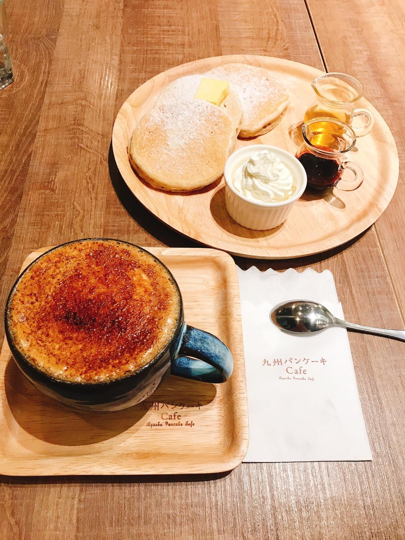 九州鬆餅 微風南山店