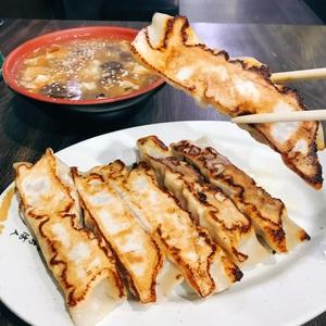 香珍鍋貼水餃