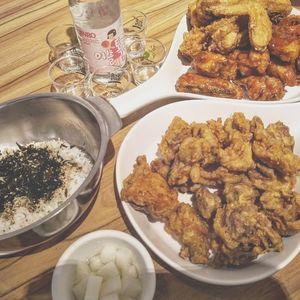 起家雞韓式炸雞 Cheogajip 光復店