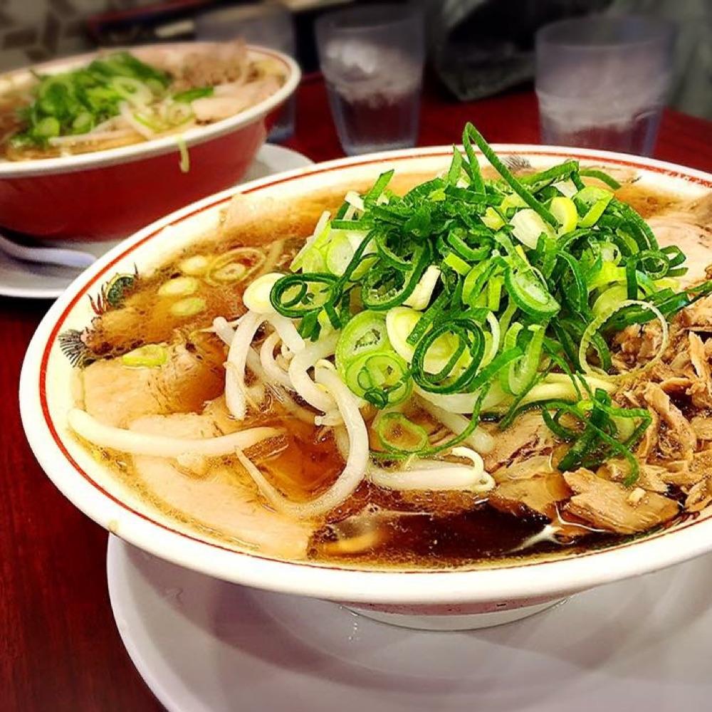 京都必吃美食-京都第一旭拉麵