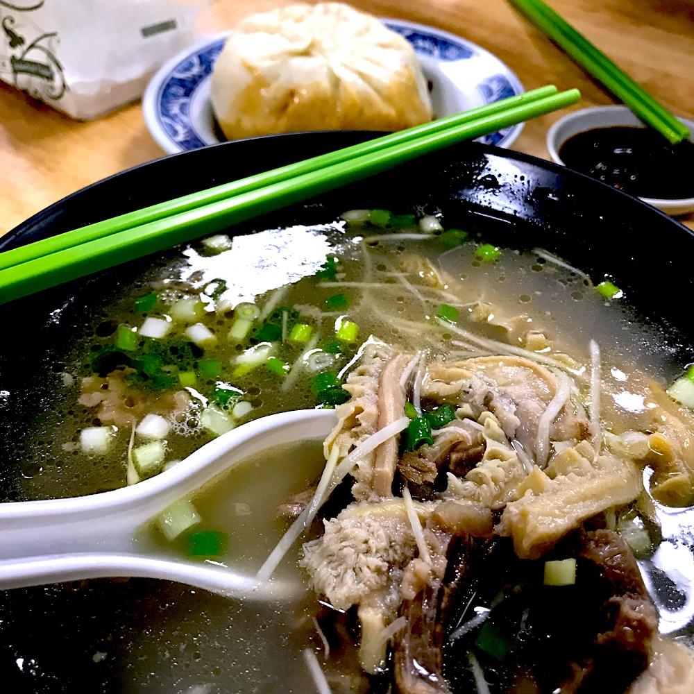 澎湖美食─北新橋牛雜湯