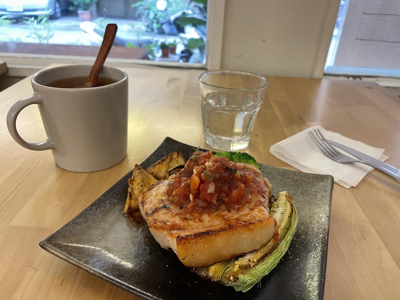 樹男咖啡館