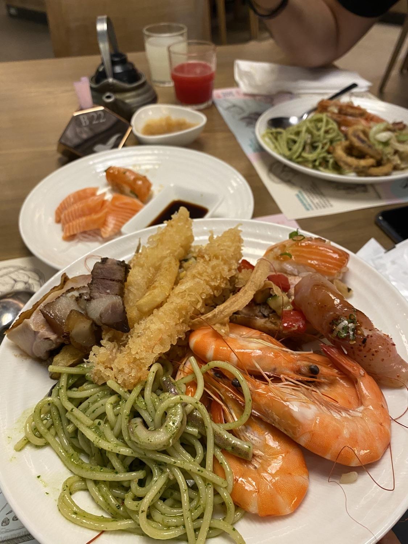 饗食天堂 中壢店
