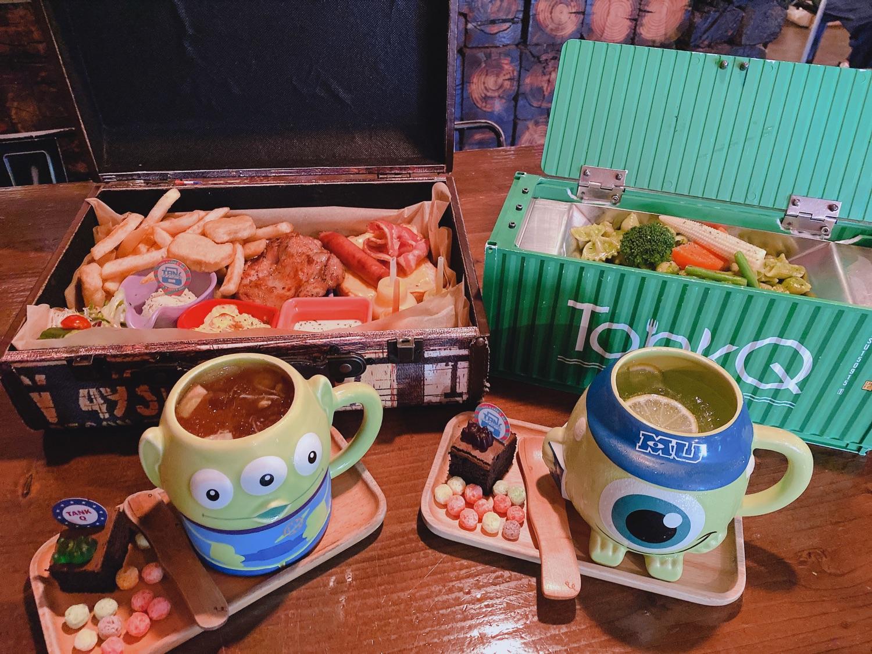 TankQ Cafe & Bar 松江南京店