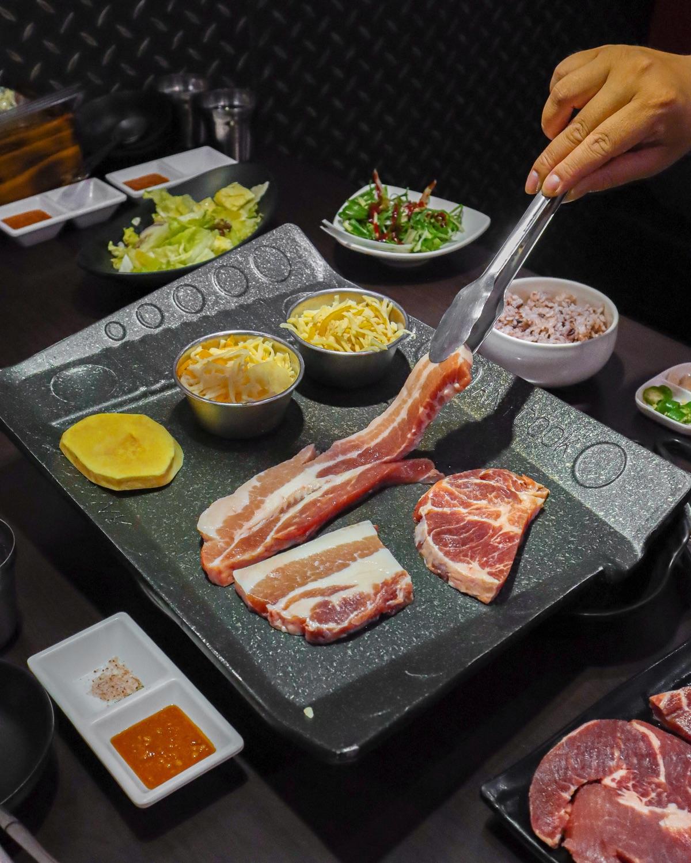 火板大叔韓國烤肉