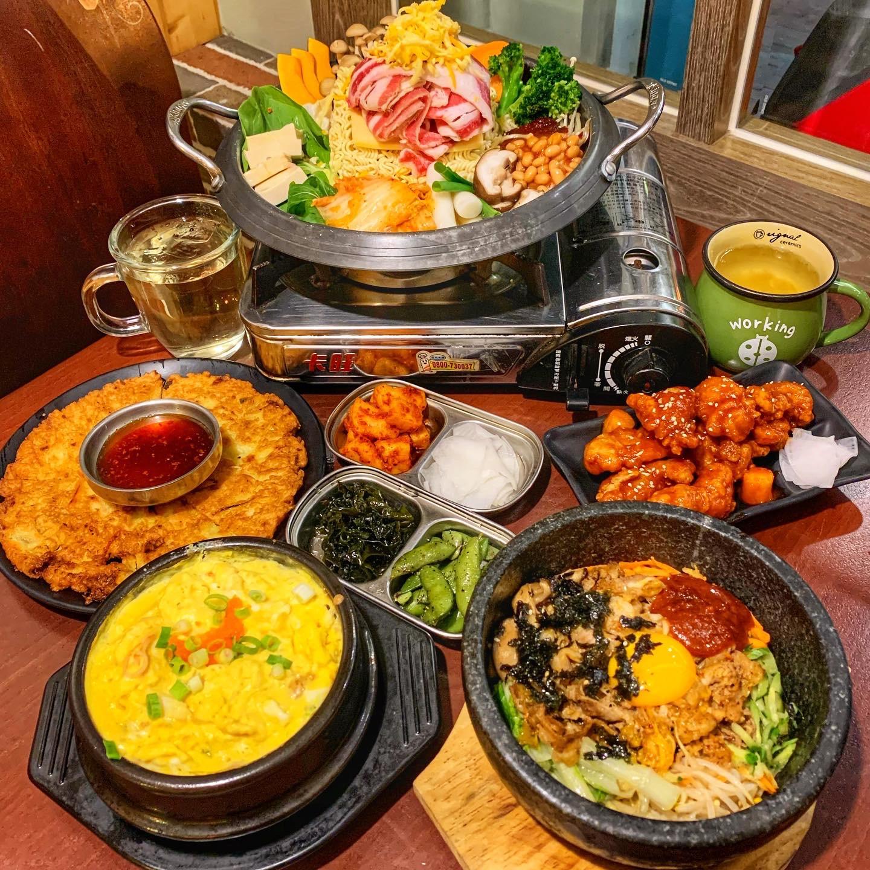 韓式料理 瑪西達