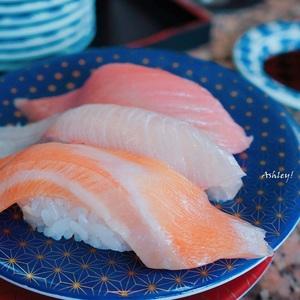 グルメ回転寿司市場(美浜店)