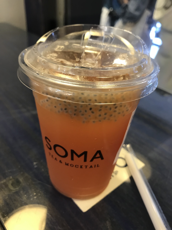 SOMA 特調飲品 東區店