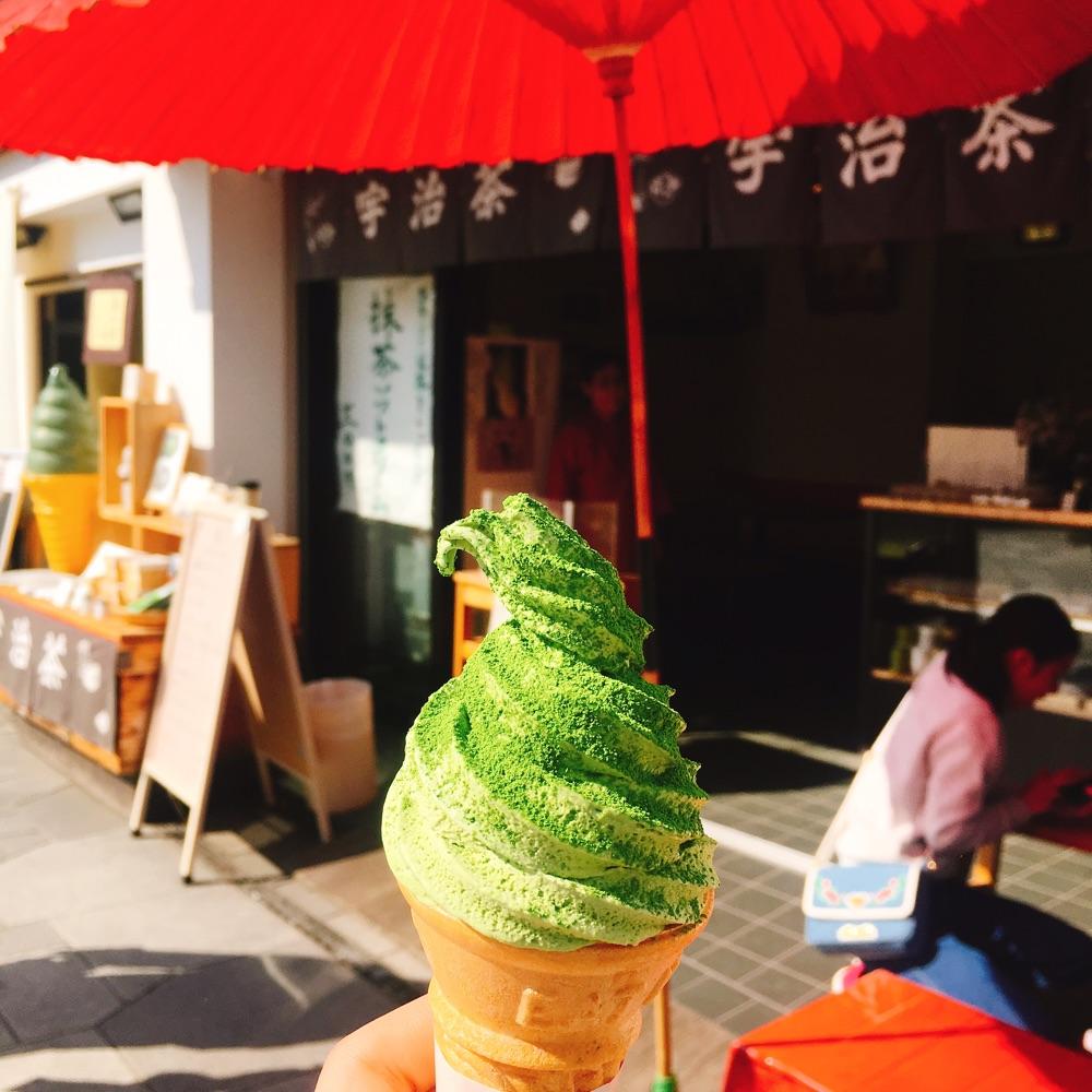 京都必吃美食-宇治