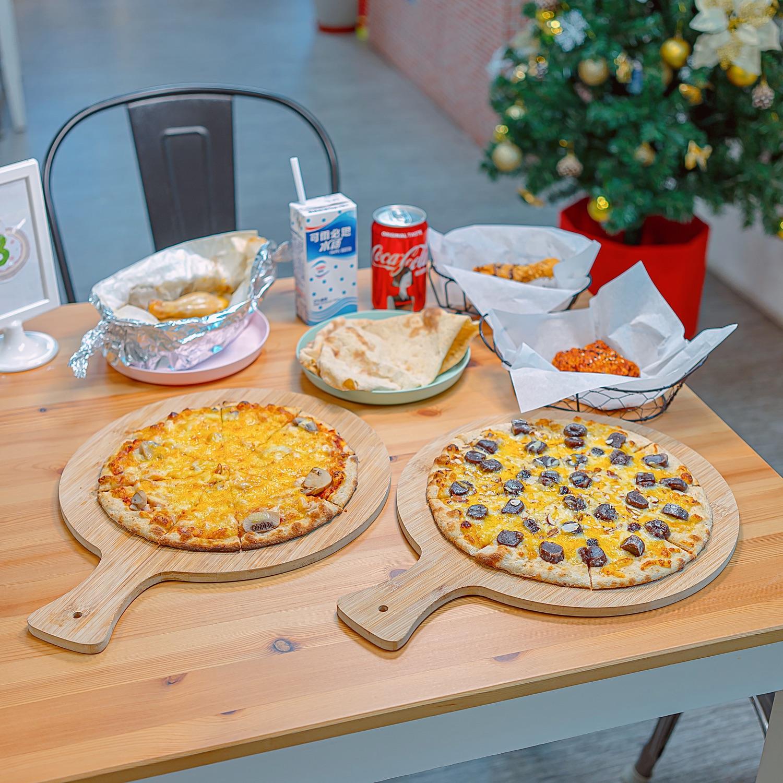 林太太手工石烤披薩參號店-新莊店