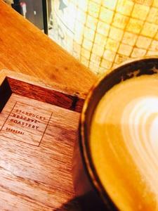 星巴克臻选上海烘焙工坊 Starbucks Reserve Roastery Shanghai 上海旗艦店