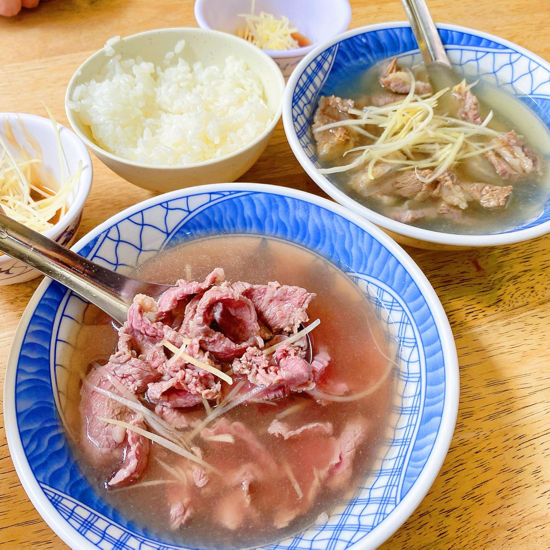永樂牛肉湯
