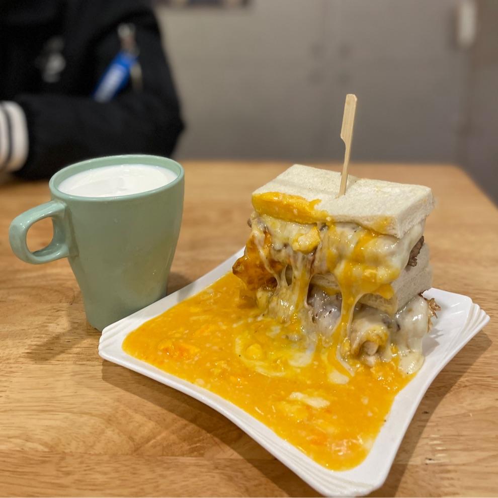 豆司苑 早午餐 套餐
