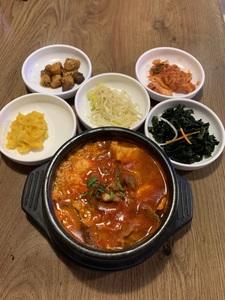 金花子韓式料理