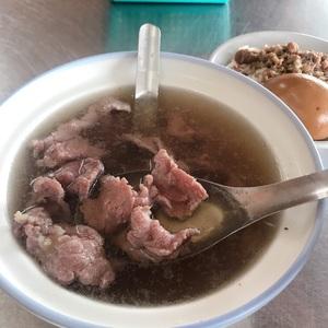 阿寶牛肉湯
