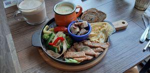 咕嘰咕嘰早午餐-和平店