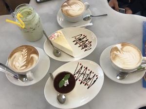 愛琴海岸海景咖啡餐廳