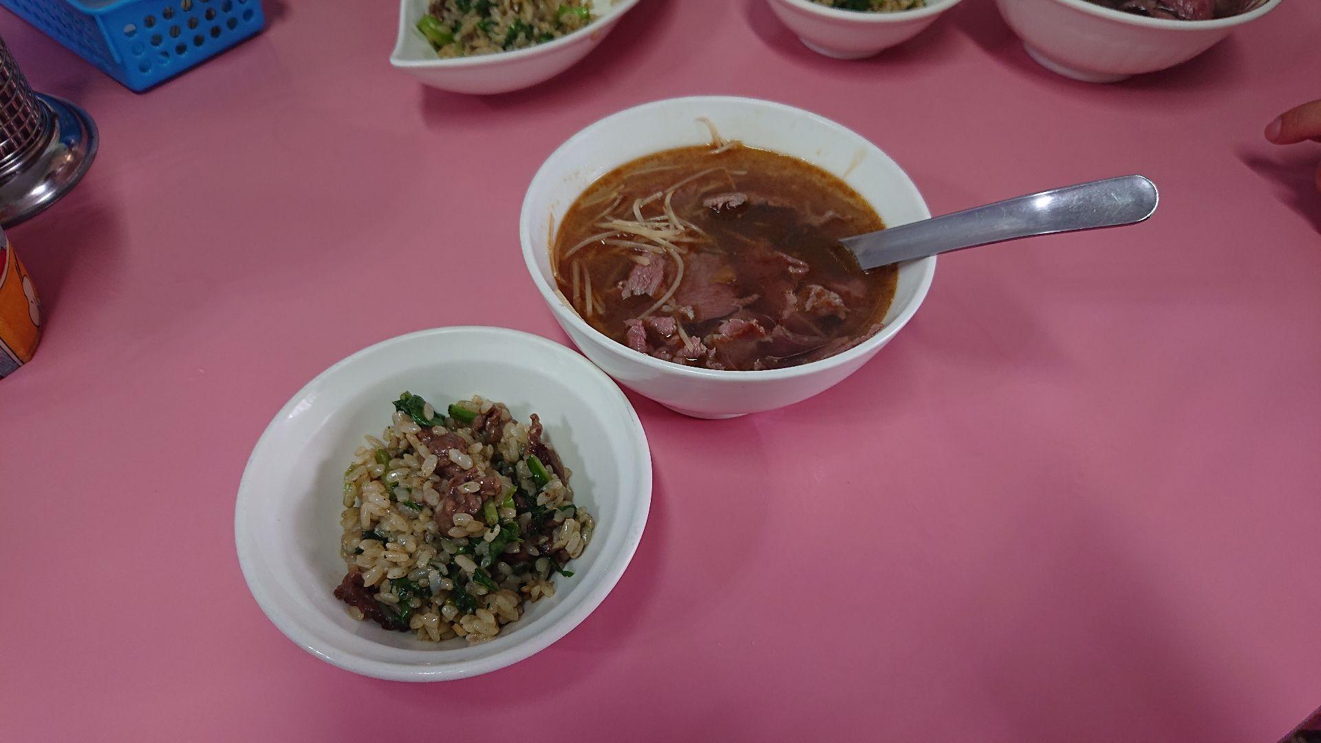 阿棠牛肉湯