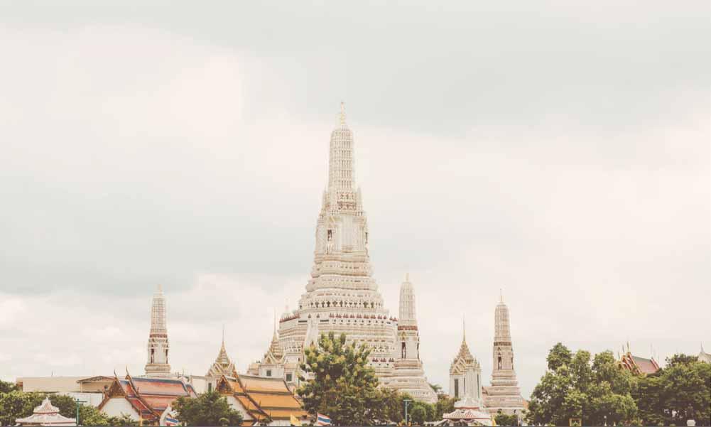 從路邊小吃到米其林餐廳,就來飛一趟泰國吃遍泰式料理吧!