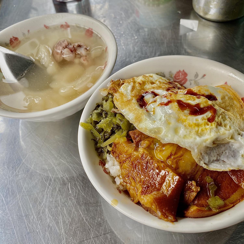 城隍早餐店