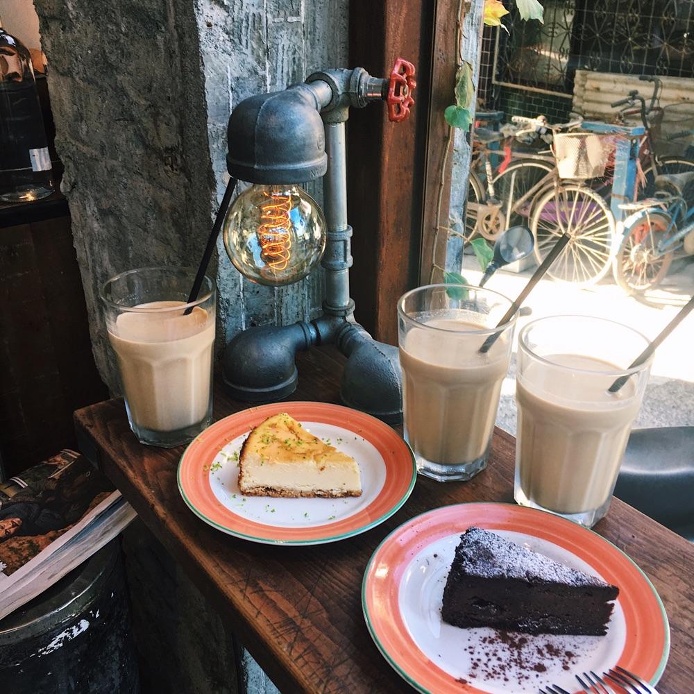 彰化美食-右舍咖啡