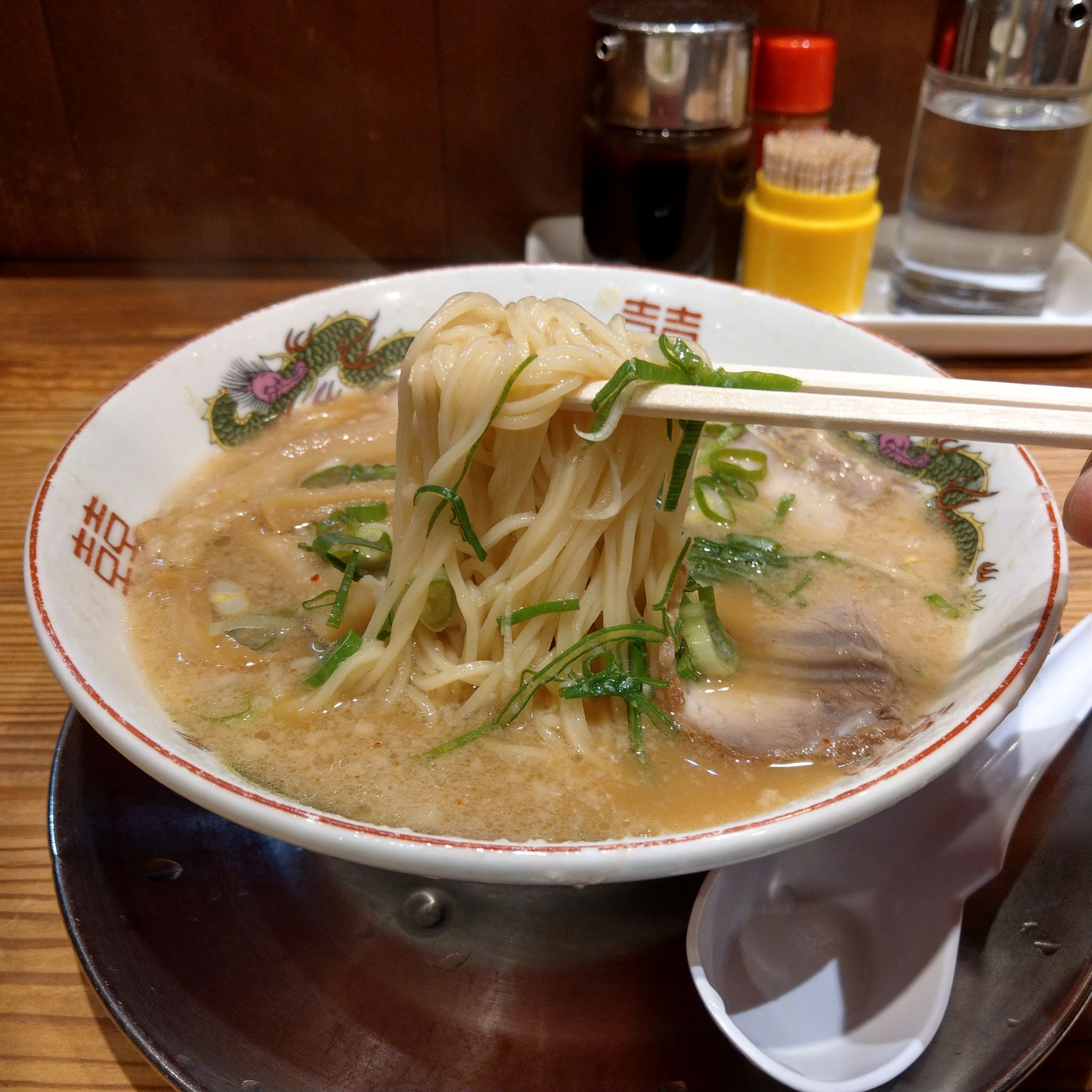 京都必吃美食-京都銀閣寺拉麵