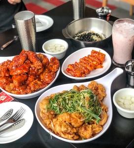 起家雞韓式炸雞 Cheogajip 台中勤美店