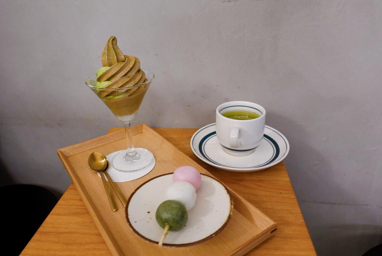 KANSYA Japanese tea salon 日本茶專門店