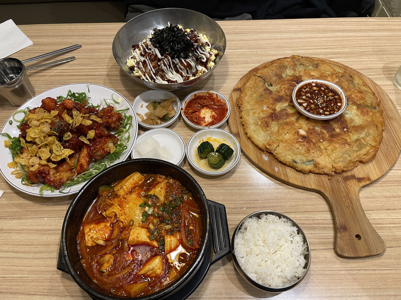 TaeBak 韓式特色料理 東區店