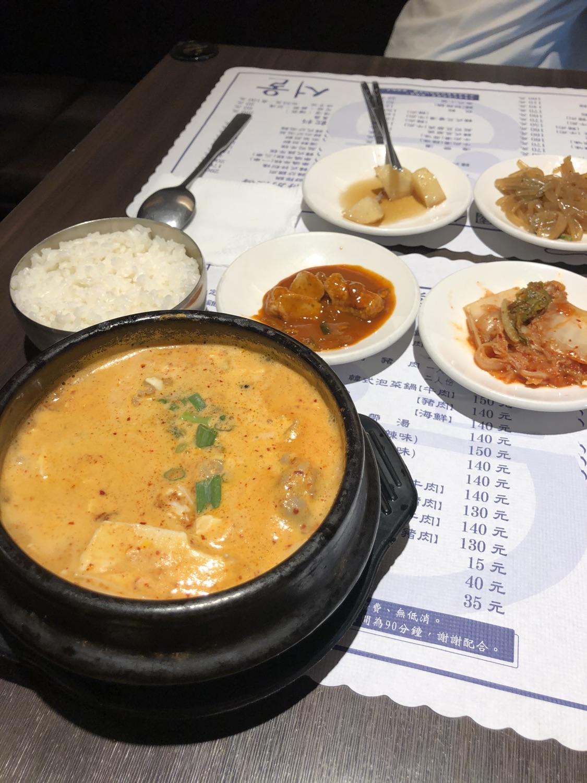 首爾韓國食堂