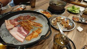 好好吃肉韓式烤肉吃到飽-台中公益店