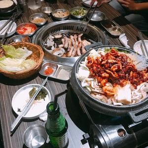 味  肉舖韓國烤肉