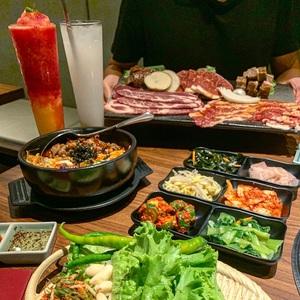 姜滿堂존맛탱 正宗韓國直火燒肉