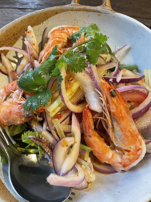 Thai J 泰式料理 台中大墩店