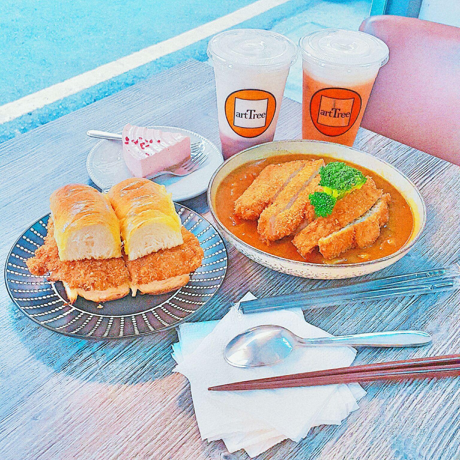 新竹必吃-藝樹 arttree cafe&bar