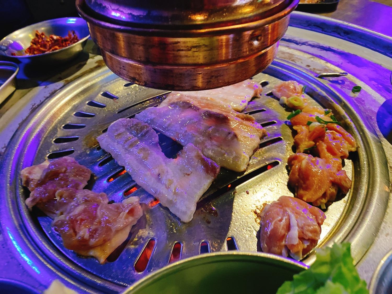 Bungy Jump Korean BBQ笨豬跳 竹北店