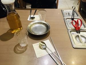 韓國神仙雪濃湯