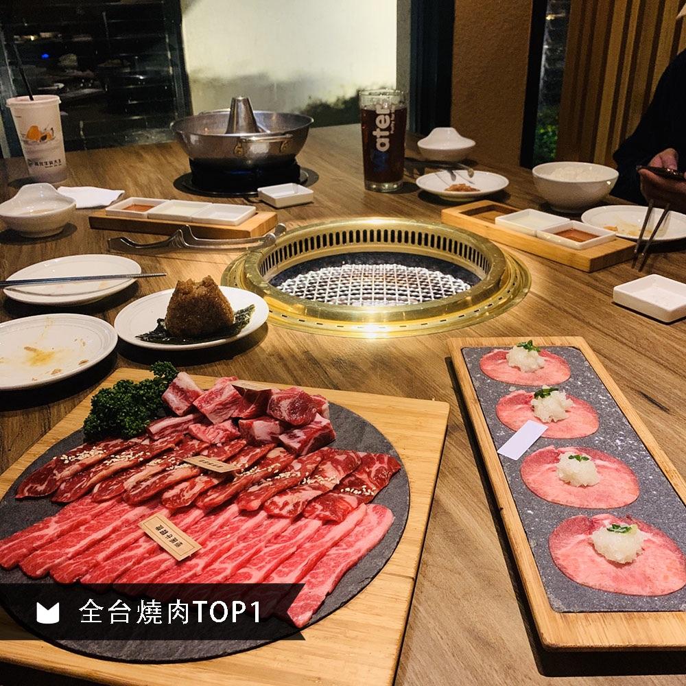 茶六燒肉堂 台中公益店