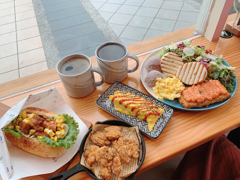 日日朝食早午餐
