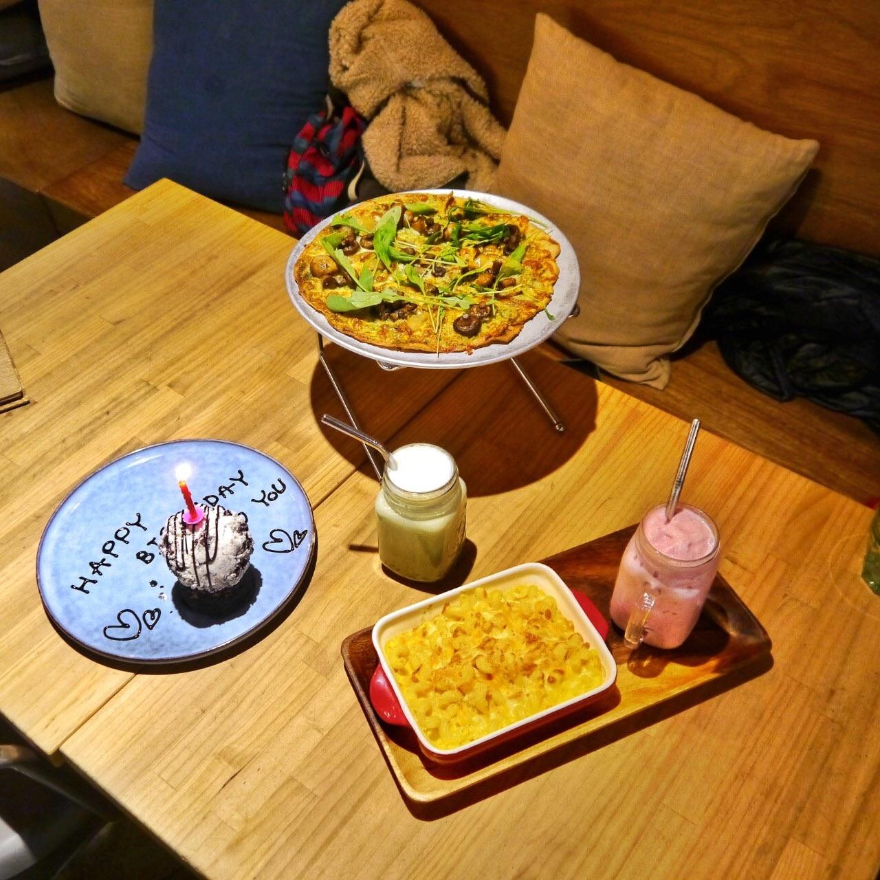 Miacucina My Kitchen 義式蔬食料理 信義店