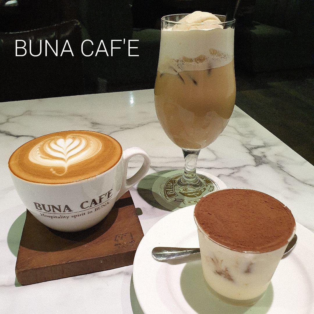 BUNA CAF'E 布納咖啡館  新莊店