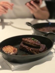 A cut steakhouse 牛排館 台北國賓大飯店