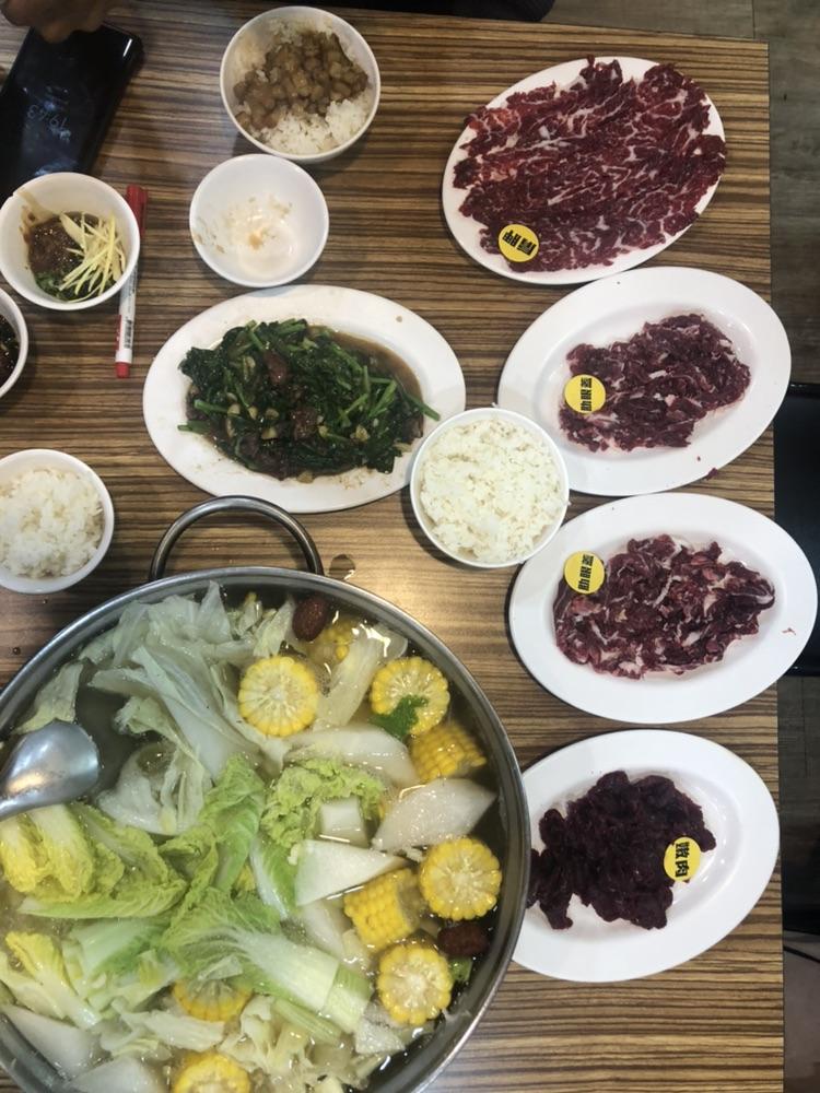 阿財牛肉湯安平二店 精品牛肉鍋
