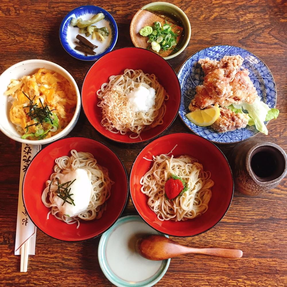 京都必吃美食-美山町